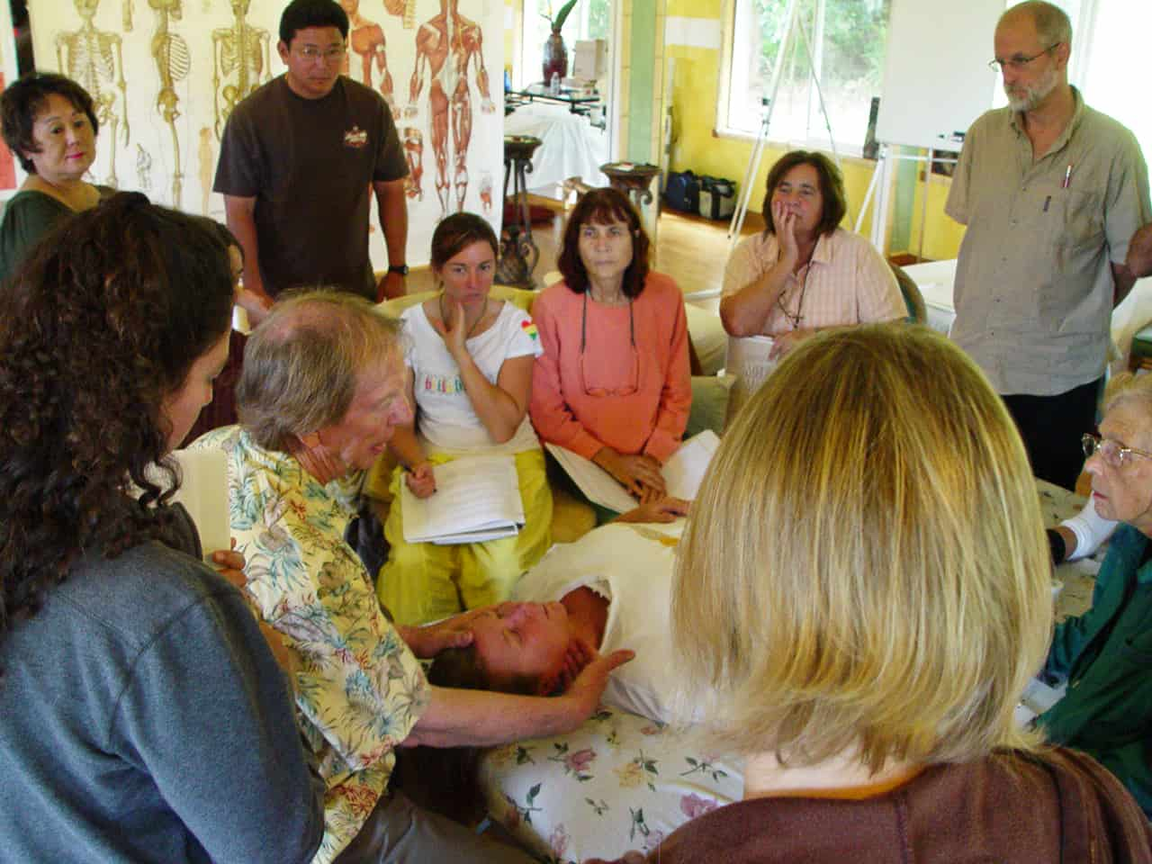 Online Medical Massage Therapy Masterclass